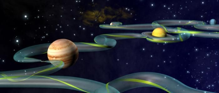 What's the Interplanetary Superhighway?