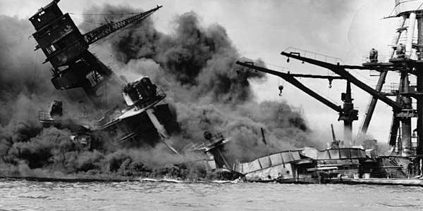 What was Adolf Hitler's initial reaction to the Japanese attack on Pearl Harbor?