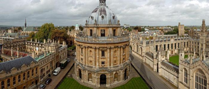 An interesting fact about Oxford University's age!