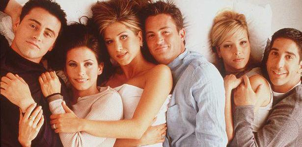 "10 fun facts about the TV series ""Friends""! (List)"