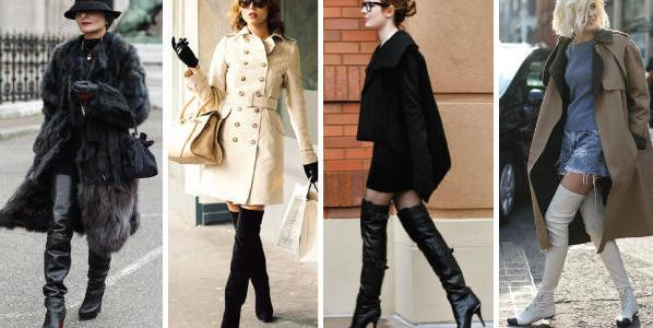 10 interesting facts about over-the-knee-boots! (List)
