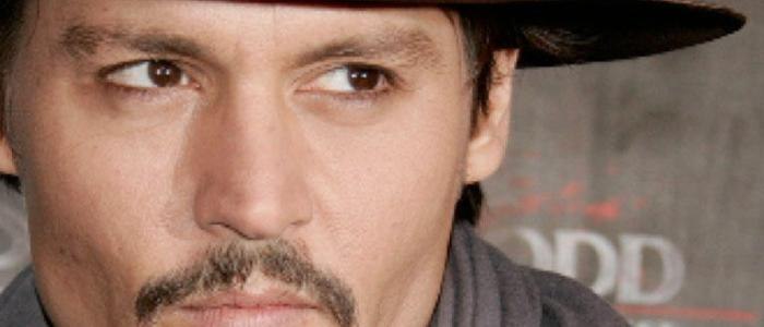 30 things you didin't know about Johnny Depp! (List)
