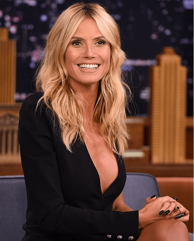 facts about heidi klum