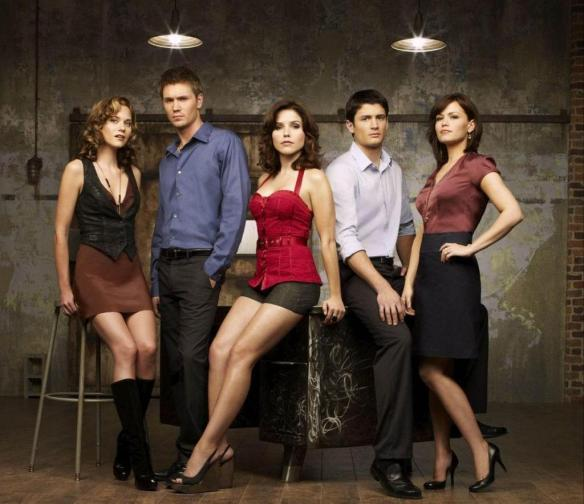 """59 things you didn't know about """"One Tree Hill""""! (List"""