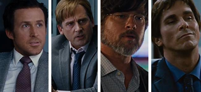 "25 things you didn't know about the movie ""The Big Short""! (List)"
