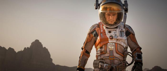 "25 amazing facts about the movie ""The Martian""! (List)"