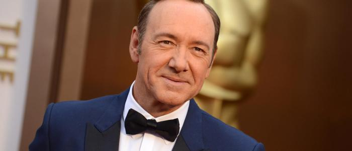 48 mind blowing facts about Kevin Spacey! (List)