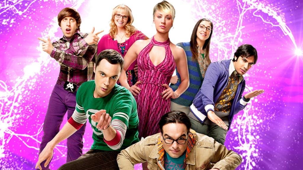 "40 amazing facts about the TV series ""The Big Bang Theory""! (List ..."