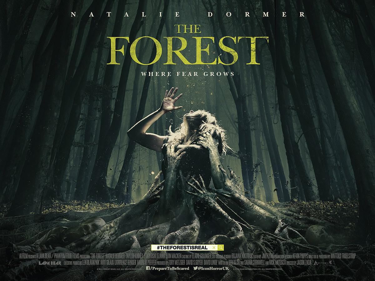 "The Forest"": 17 interesting facts about the movie! (List"