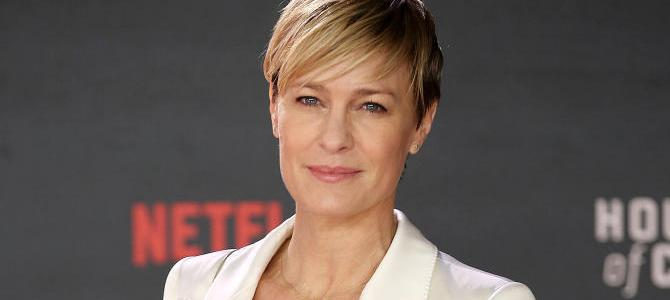 Robin Wright Trivia: 23 interesting facts about her!