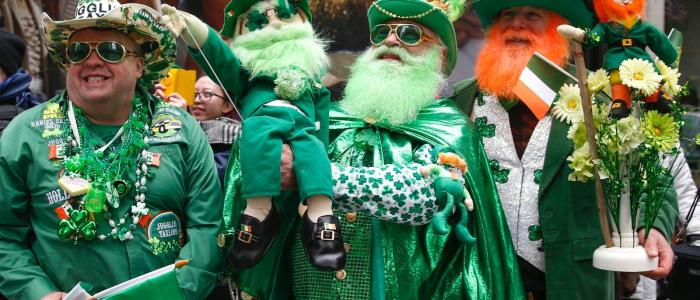 St.Patrick's Day : 15 facts you must know!