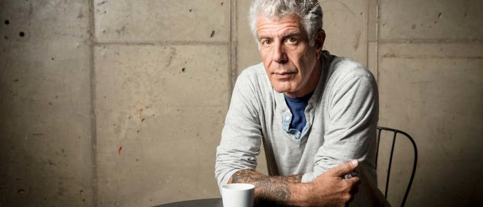 Anthony Bourdain: 20 facts about the well-known chef you should find out