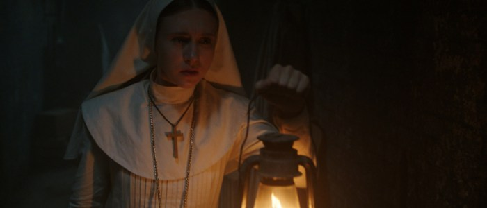 12 facts about the terrifying movie «The Nun»