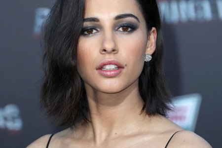 17 facts you should know about Naomi Scott