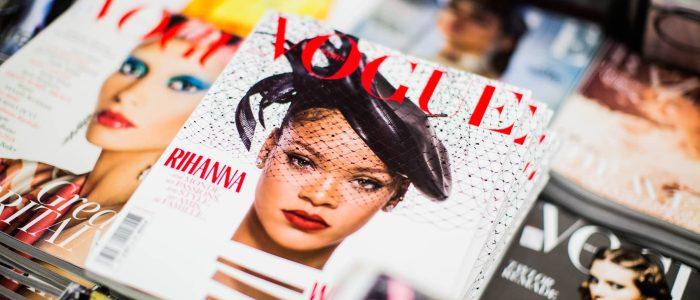 40 facts about Vogue magazine!