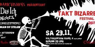 Takt Bizarre Festival 2019 // franz.K Reutlingen