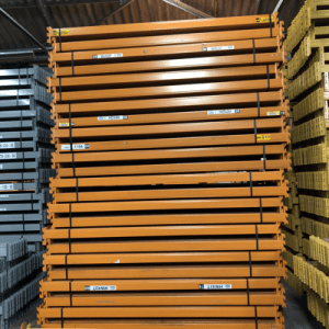 Apex second hand pallet racking