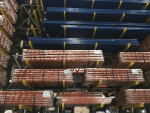 Longspan racking - Hand loaded shelving