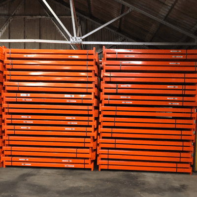Used Industrial Racking Update