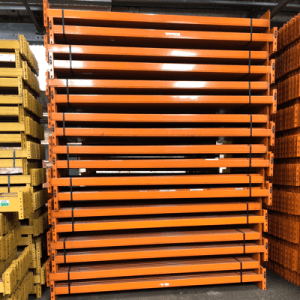 Warehouse racking deliveries - October 2018
