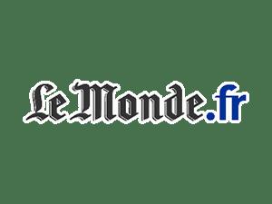 Image result for LE MONDE logo
