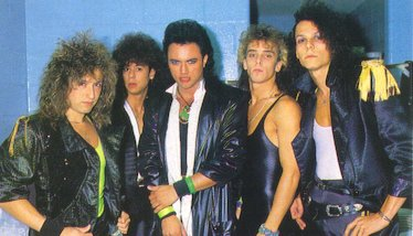 Queensryche A Potted History Up Until 1991