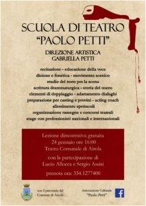 Scuola Teatro Petti