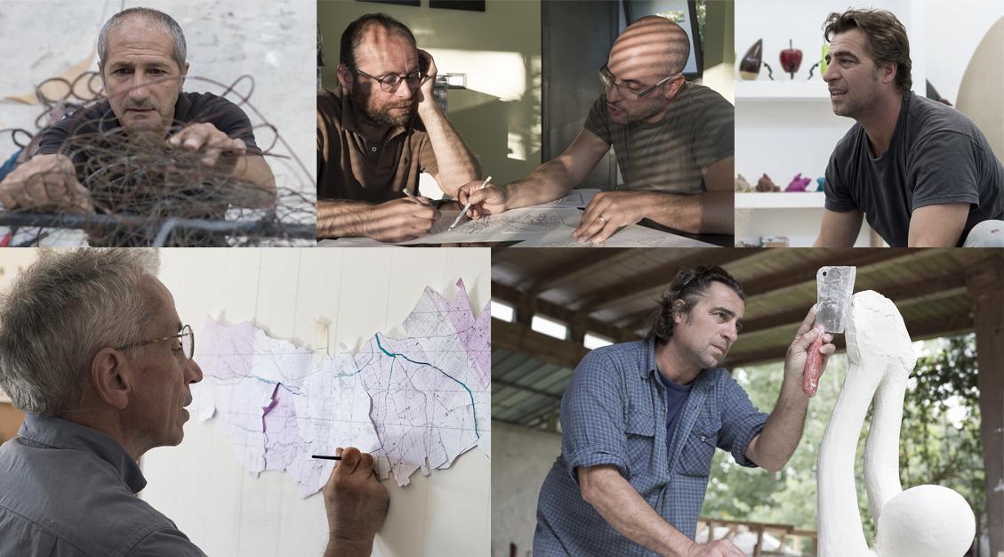 """Gli Artisti di via Varco """"invadono""""  il MADRE"""