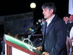 1. Antonio De Mizio