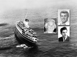 Andrea Doria Before Sinking