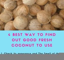 Good Fresh Coconut