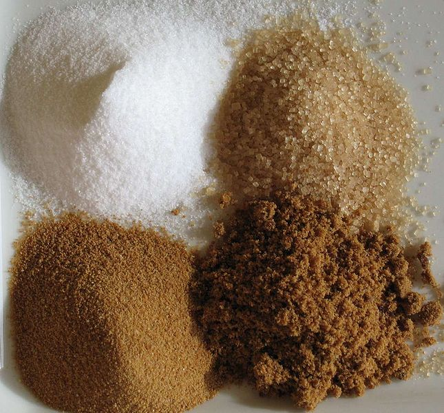 coconut sugar types