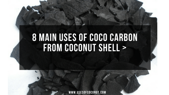 8 main uses of coco carbon from coconut shell coco carbon sciox Images