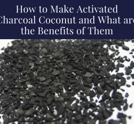 Activated Charcoal Coconut
