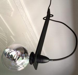 reflector globe lamp
