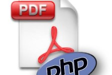 Create PDF with php using FPDF