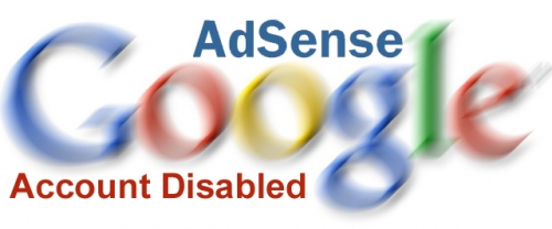 Google Adsense disabled? what to do?