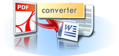 Convert PDF To Word DOC and Other Formats with First PDF