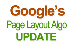 What is Google Page Layout Algorithm?