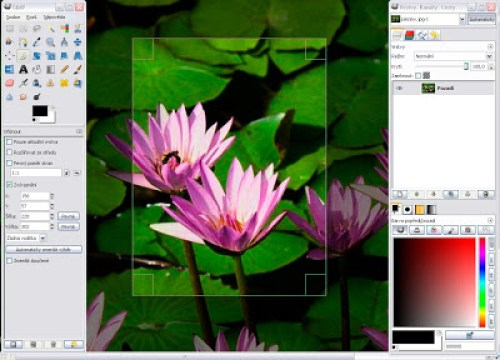 5 Best Alternate to Photoshop, GIMP