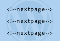 How to Split a Single WordPress Post Into Multiple Pages