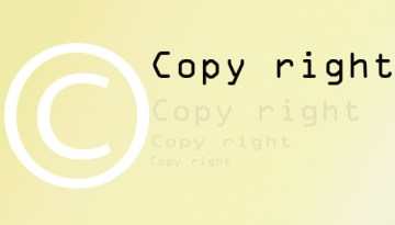 Simple Code to Add Copyright Notice to Copied Text of your Website