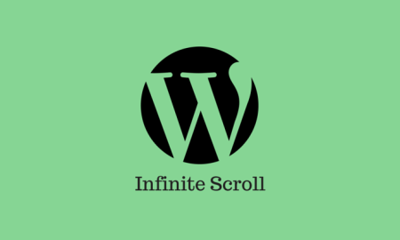 Infinite scroll WordPress