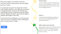 Decide What Should happen to Your Google Data After Your Death