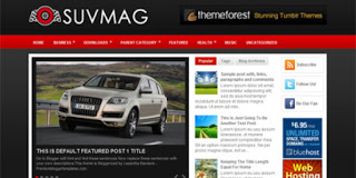 Breaking News Blogger Template