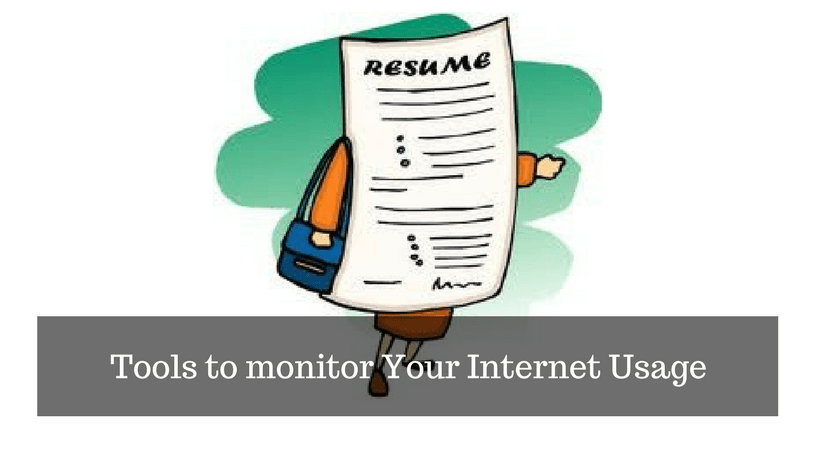 Tools to monitor Your Internet Usage (1)