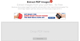 Extract Images From PDF Online with Extract PDF Images