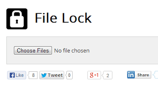 Encrypt Your Files From Browser With File Lock