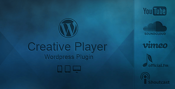 Creative Player WordPress Plugin