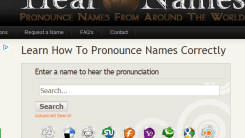 Learn How To Pronounce Names Correctly With These Websites